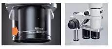 nikon metrology industrial microscopes stereo versatile double nosepiece SMZ